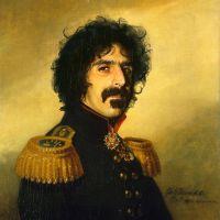 Franck Zappa George Dawe Style