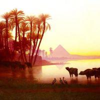 Frere Along The Nile