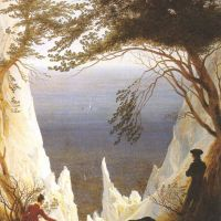 Friedrich Caspar David Chalk Cliffs On Rugen
