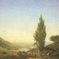 Friedrich Caspar David L Ete