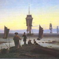 Friedrich Caspar David The Stages Of Life