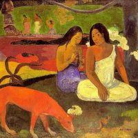 Gauguin Arearea I