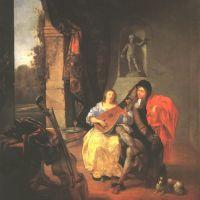 Geel Joost Van The Duet