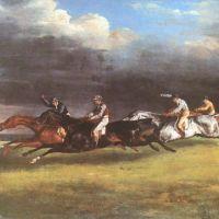 Gericault Theodore The Epsom Derby