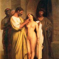 Gerome Achat Une Esclave