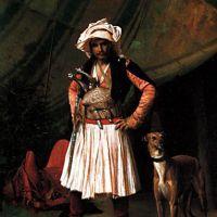 Gerome Bashi-bazouk And His Dog