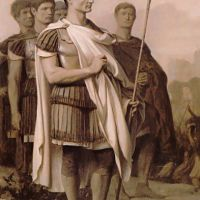 Gerome Julius Caesar And Staff