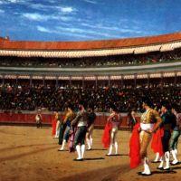 Gerome Plaza De Toros The Entry Of The Bull