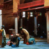 Gerome Prayer In The Mosque