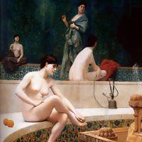 Gerome The Harem Bath