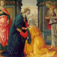 Ghirlandaio Domenico The Visitation
