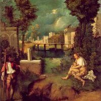 Giorgione The Tempest