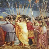 Giotto Fresques Dans L Ar Ne De La Chapelle Capella Degli Scrovegni - 1305