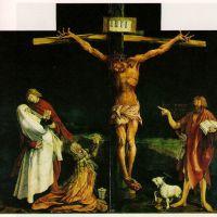 Grunewald Matthias The Crucifixion