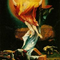 Grunewald Matthias The Resurrection