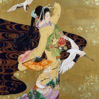 Haruyo Morita Dancing