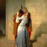Hayez Francesco The Kiss Of Romeo And Juliet