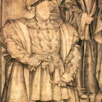 Holbien The Younger Henry Viii And Henry Vii