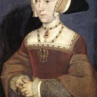 Holbien The Younger Jane Seymour Queen Of England