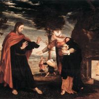 Holbien The Younger Noli Me Tangere