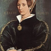 Holbien The Younger Portrait Of Catherine Howard