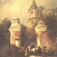 Hove Hubertus Van The Castle