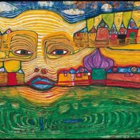 Hundertwasser Irinaland Other The Balkans