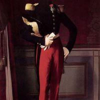 Ingres Ferdinand Philippe Louis Charles Henri Duc Orleans