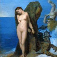 Ingres Perseus And Andromeda