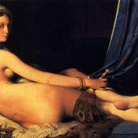 Ingres The Grande Odalisque
