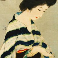 Japanese Illustration And Painting - Art - 1