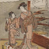 Japanese Illustration And Painting - Art - 15