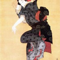 Japanese Illustration And Painting - Art - 27