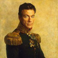Jean Claude Van Damme George Dawe Style
