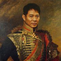 Jet Li George Dawe Style