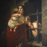 Jules Lefebvre La Charite Romaine - Roman Charity
