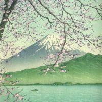 Kawase Hasui Kisho Nishi-izu 1937