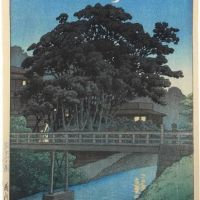Kawase Hasui Takino River 1929