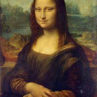 Leonard Da Vinci, La Joconde - Mona Lisa