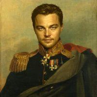 Leonardo Dicaprio George Dawe Style