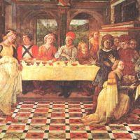 Lippi Fillipi The Feast Of Herod - Salome S Dance