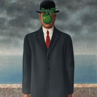 Magritte The Son Of Man