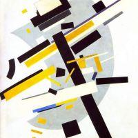 Malevich Suprematism 1 - 1916