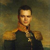 Matt Damon George Dawe Style