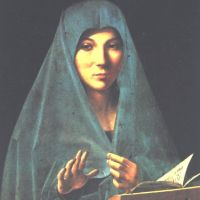 Messina Antonello Da Virgin Annunciate