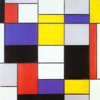 Mondrian Composition A 1923