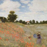 Monet Coquelicots