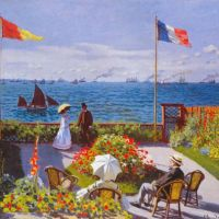 Monet and Manet