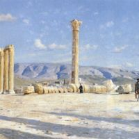 Monsted Athenian Ruins