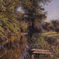Monsted Calm Waters